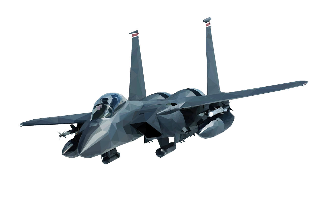 Air Force Military Jet PNG Image