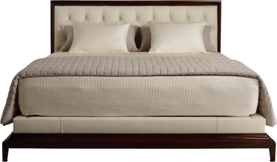 old fashioned bed PNG Image