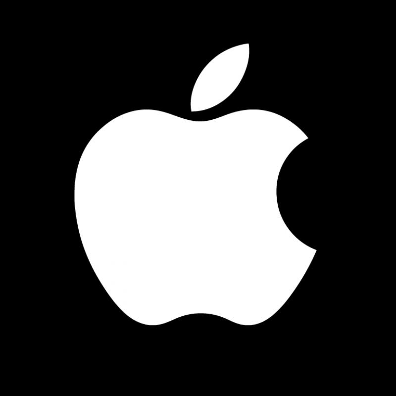 Apple Logo Black Rounded PNG Image - PurePNG | Free ...