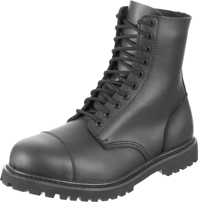 Black army Boots PNG Image