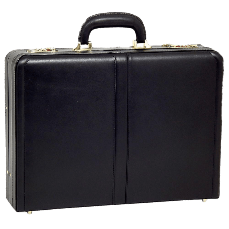 Black Briefcase PNG PNG Image