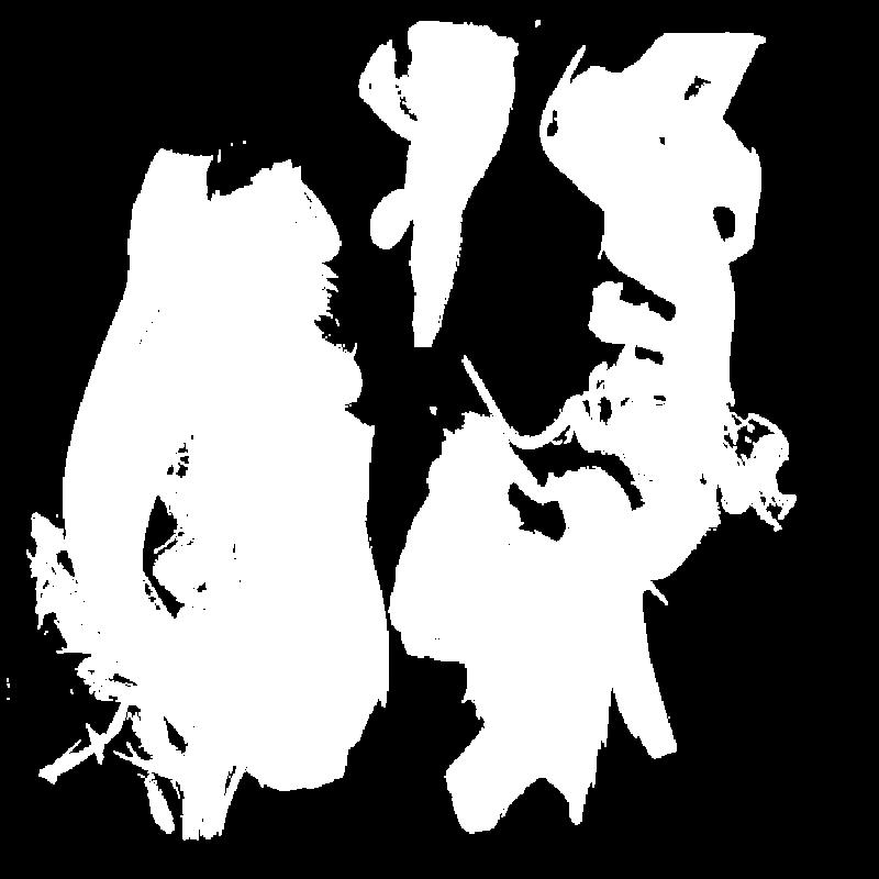 White Dynamic Smoke PNG Image
