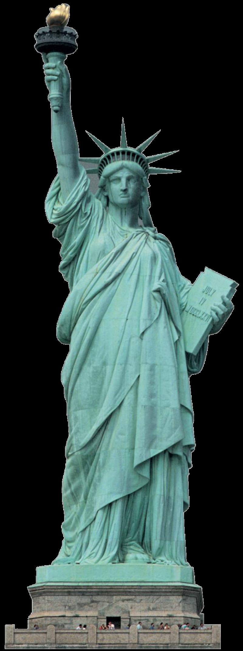 Liberty Statue USA PNG Image