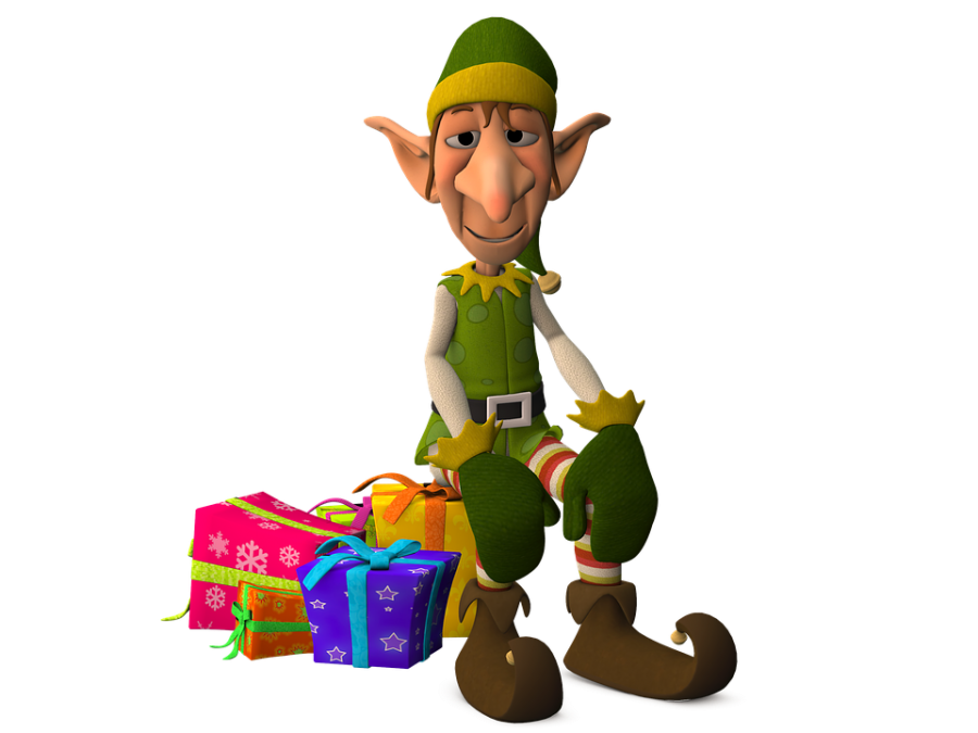 Anime Elf PNG Image