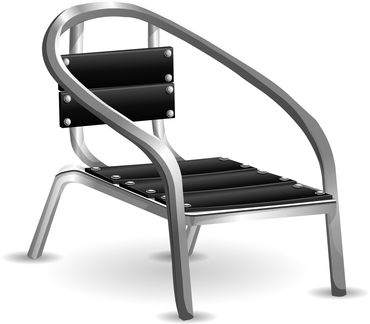 Arm Chair PNG Image