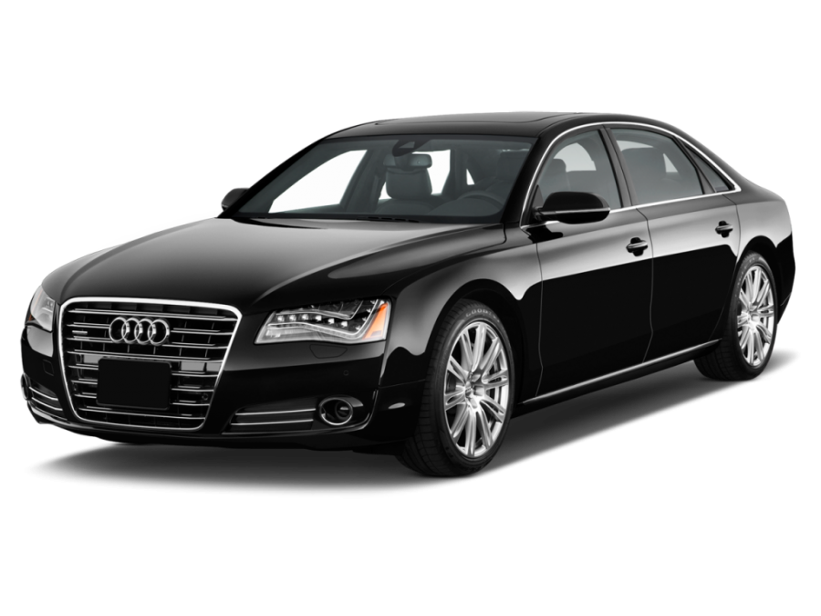 Black Edition  Audi Luxury Car PNG Image