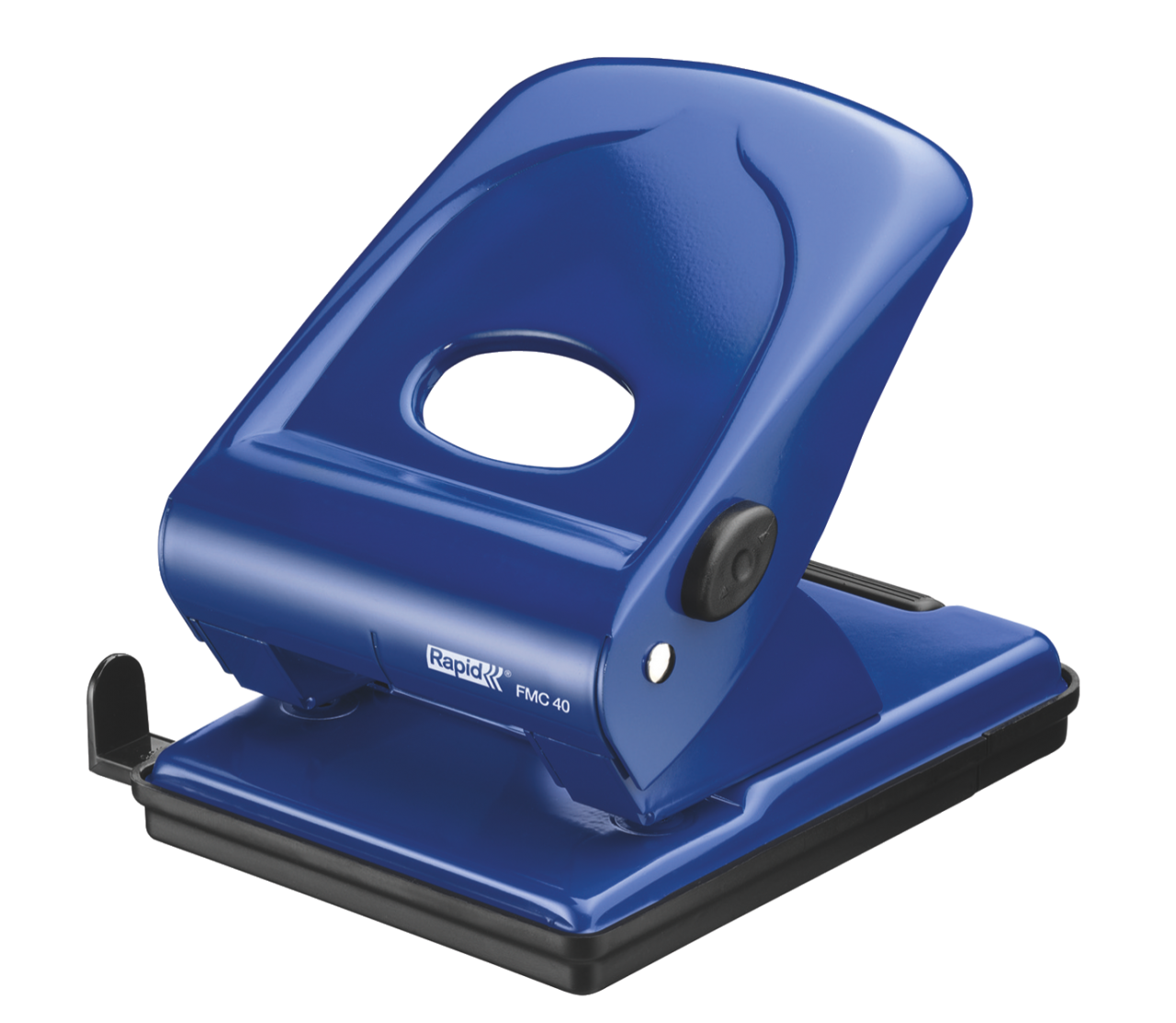 Blue Hole Puncher PNG Image
