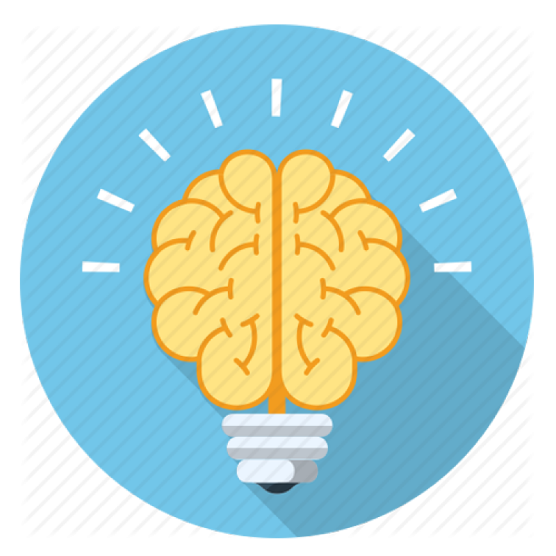 Brain Power PNG Image