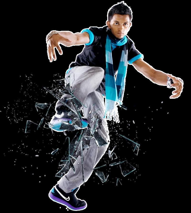 Break Dance PNG Image