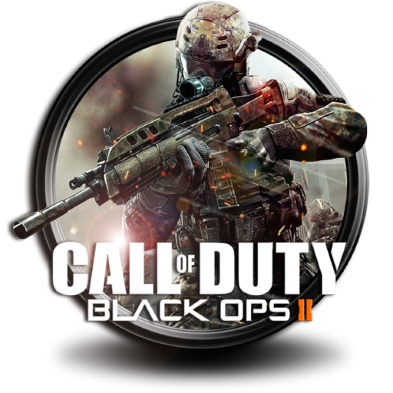 Call of Duty Black Ops 2 COD PNG Image