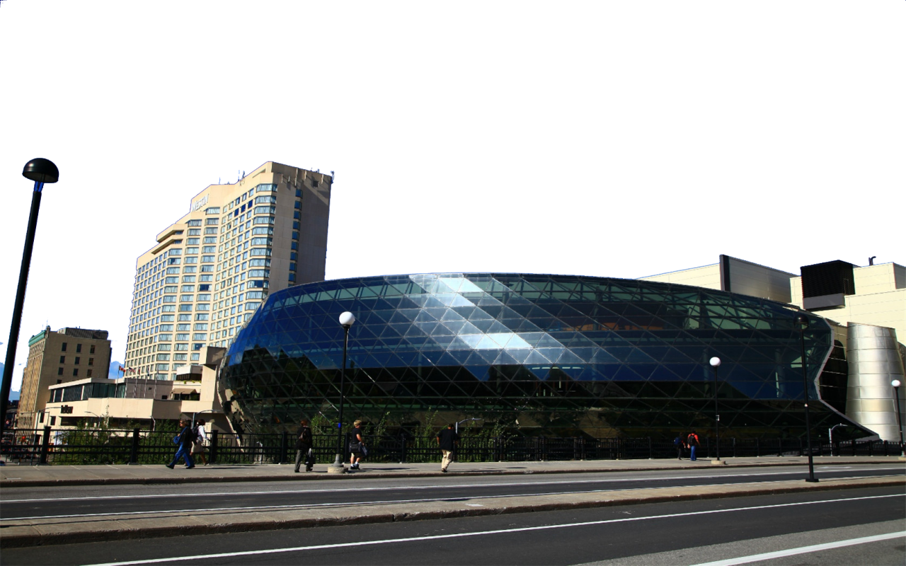 Building in Canada PNG Image
