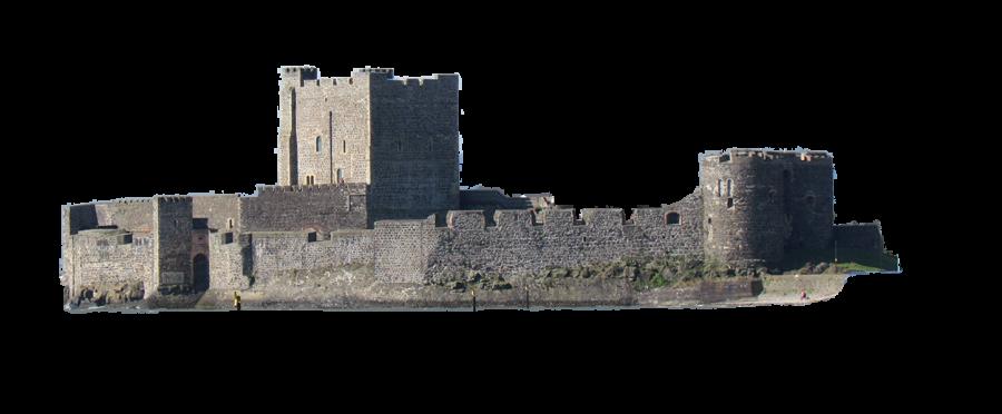 A Castle PNG Image
