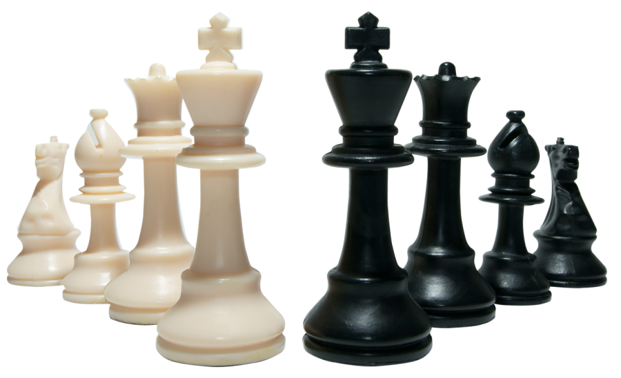 Chess Pieces PNG Image