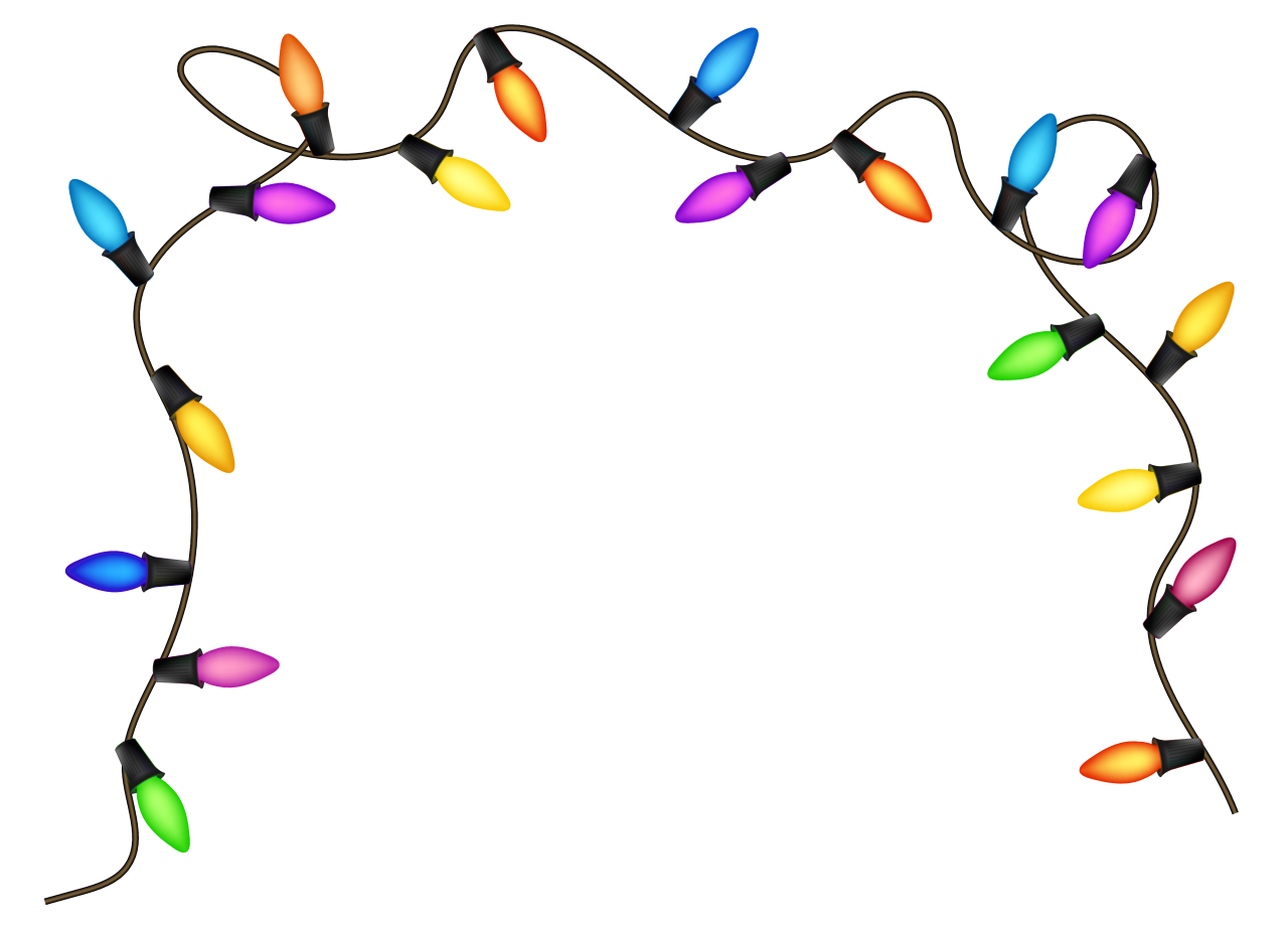 Fairy Lights PNG Image