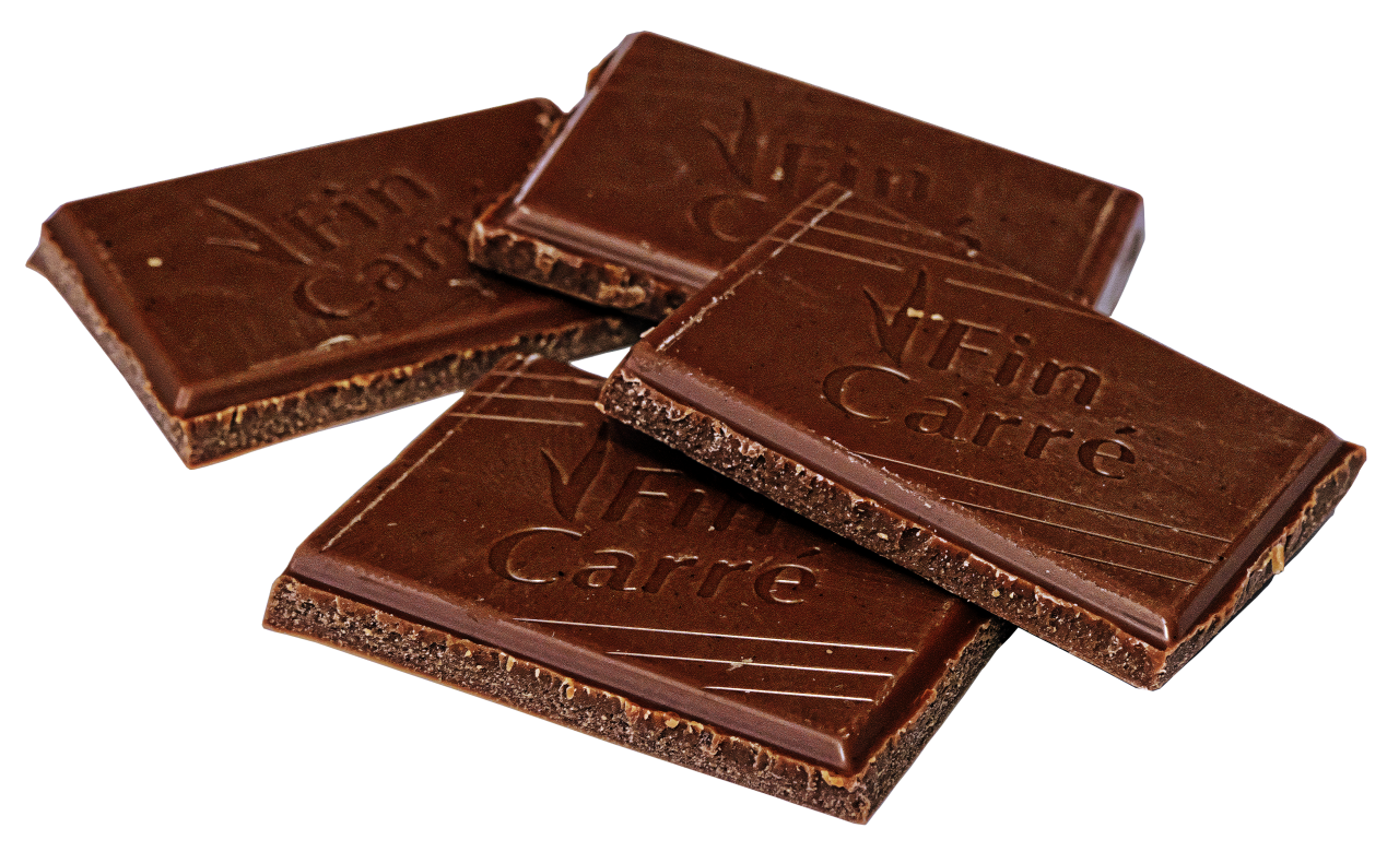 Chocolate Bricks PNG Image