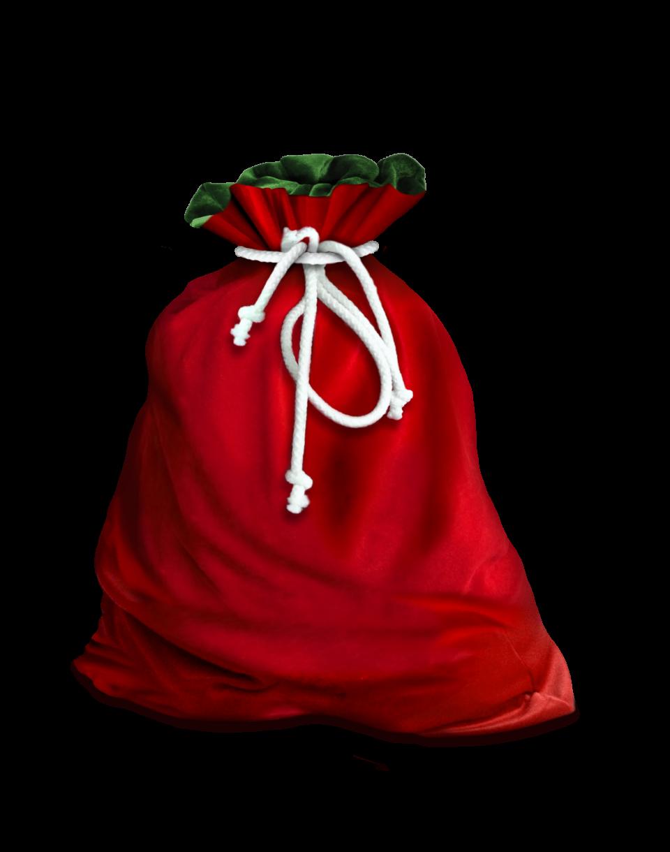 Christmas Sack PNG Image