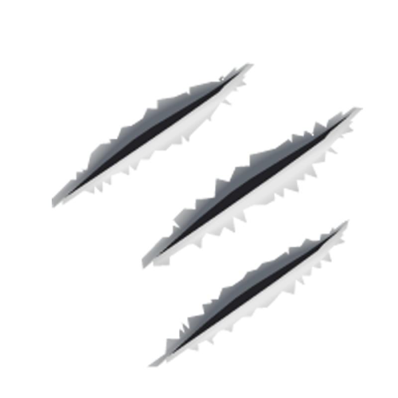 Claw Scratch PNG Image