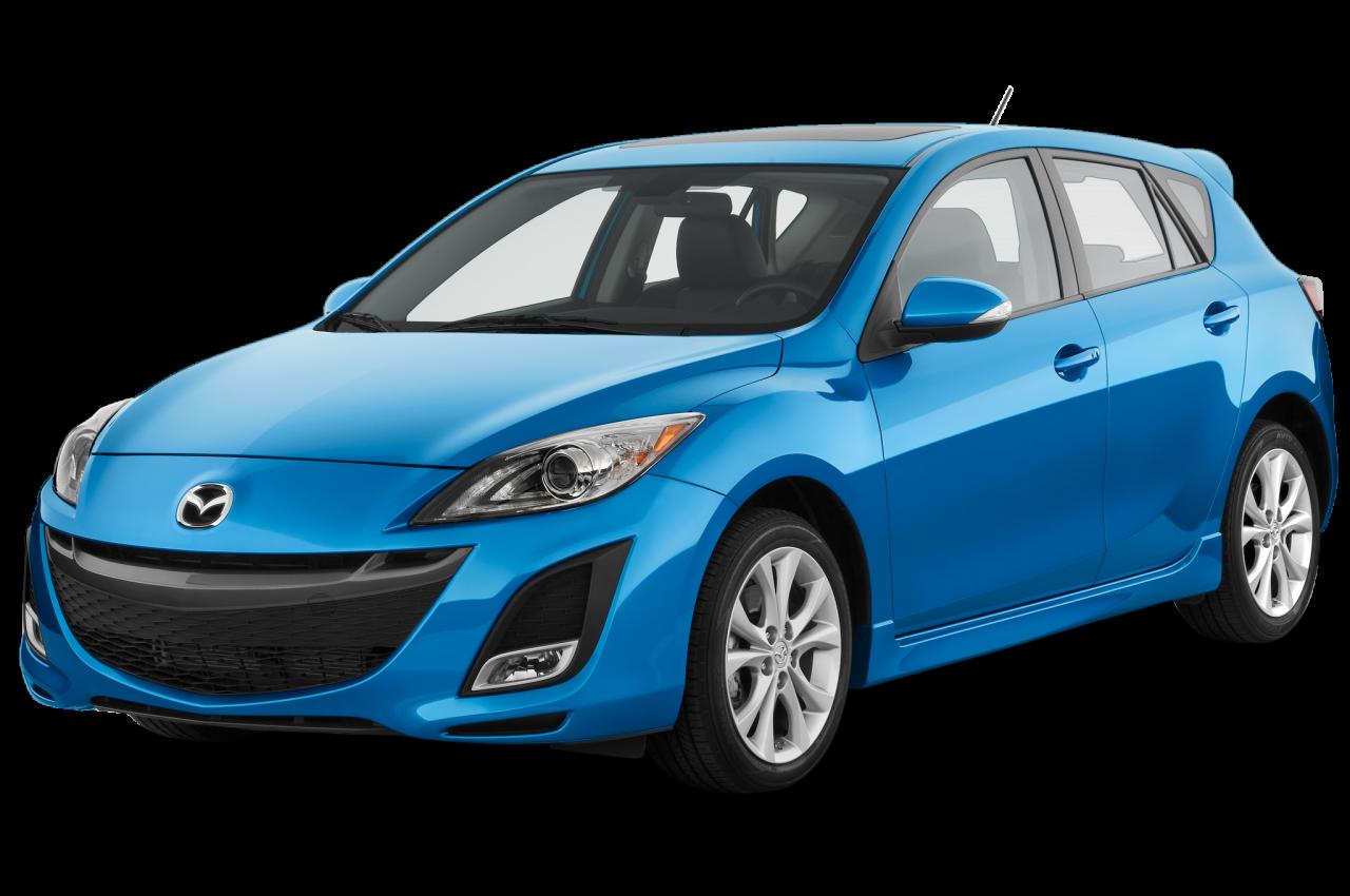 Cobalt Color Car PNG Image