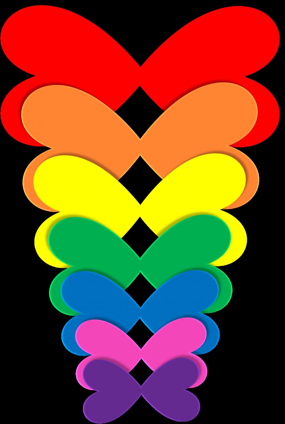 Color Spectrum PNG Image