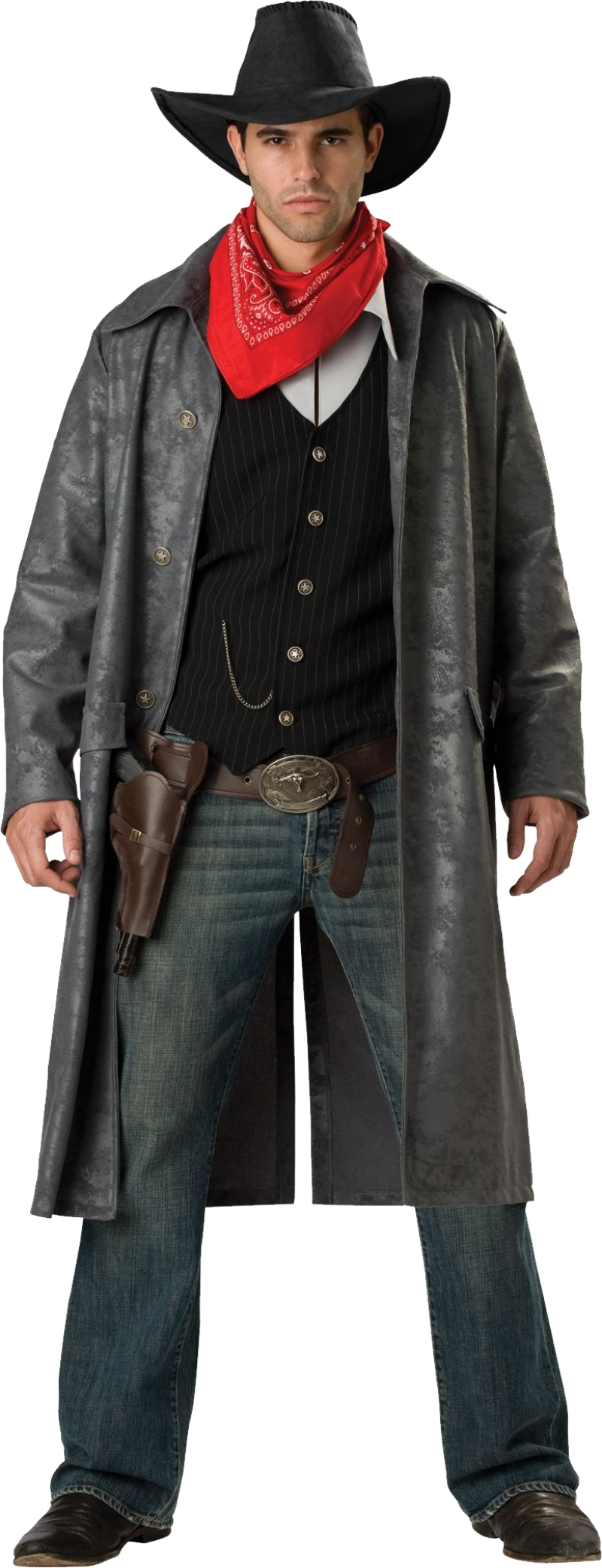 Cow Boy PNG Image