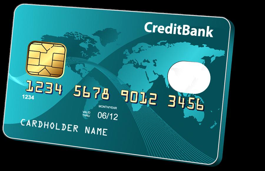 Credit Card PNG Image