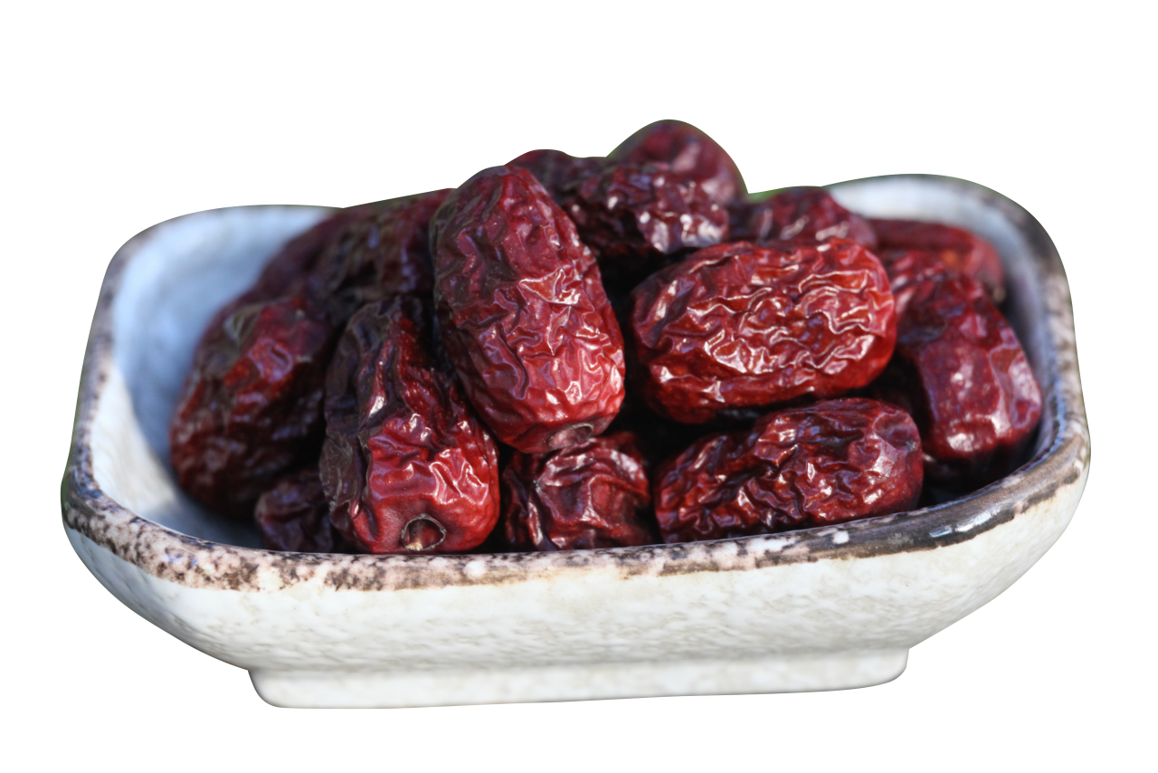 Dates in Bowl PNG Image