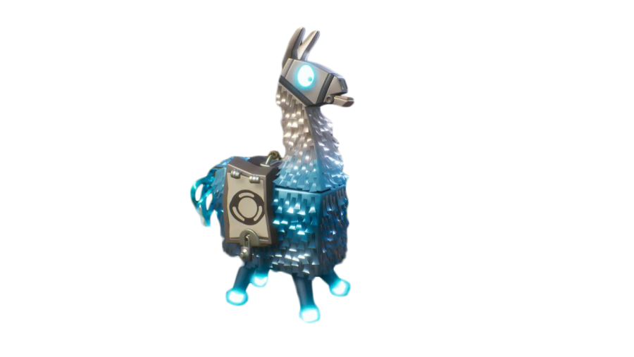 Diamond Lama Fortnite PNG Image