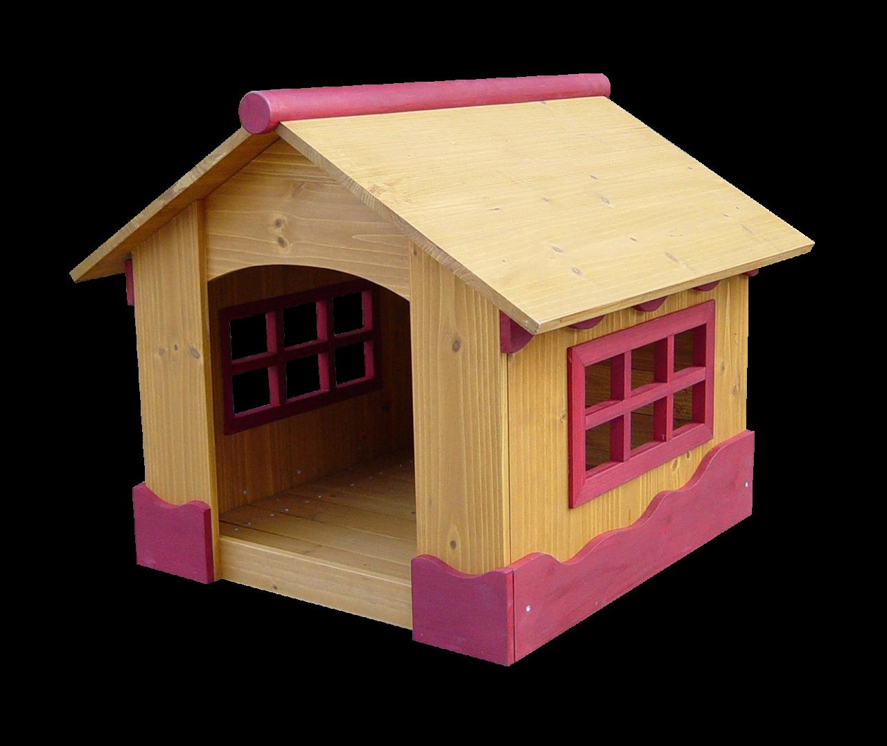 Dog Pet House PNG Image