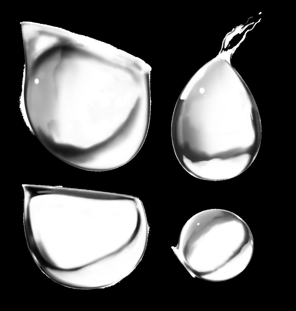 Droplets PNG Image