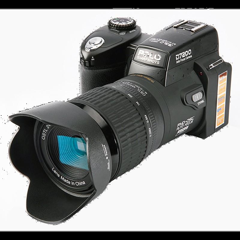 DSLR Camera PNG Image