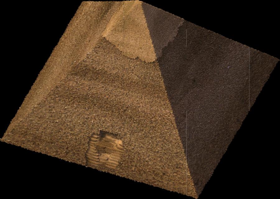 Pyramid - Egypt PNG Image