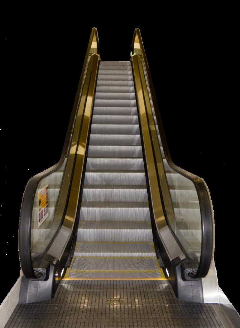 Escalator PNG Image