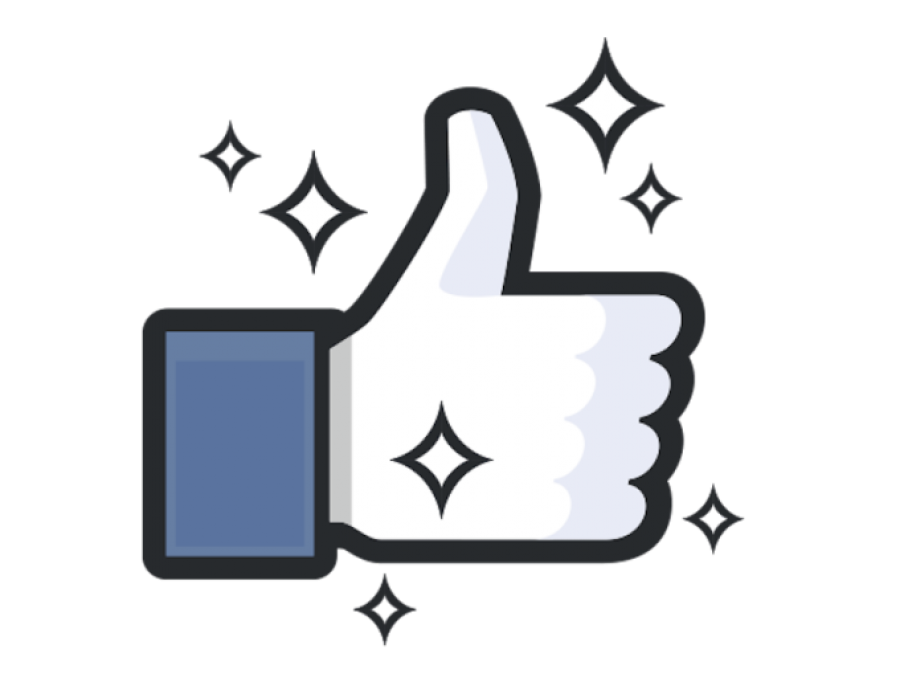 Facebook Thumbs Up PNG Image
