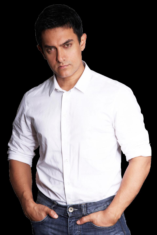 Famous Actor Aamir Khan PNG Image