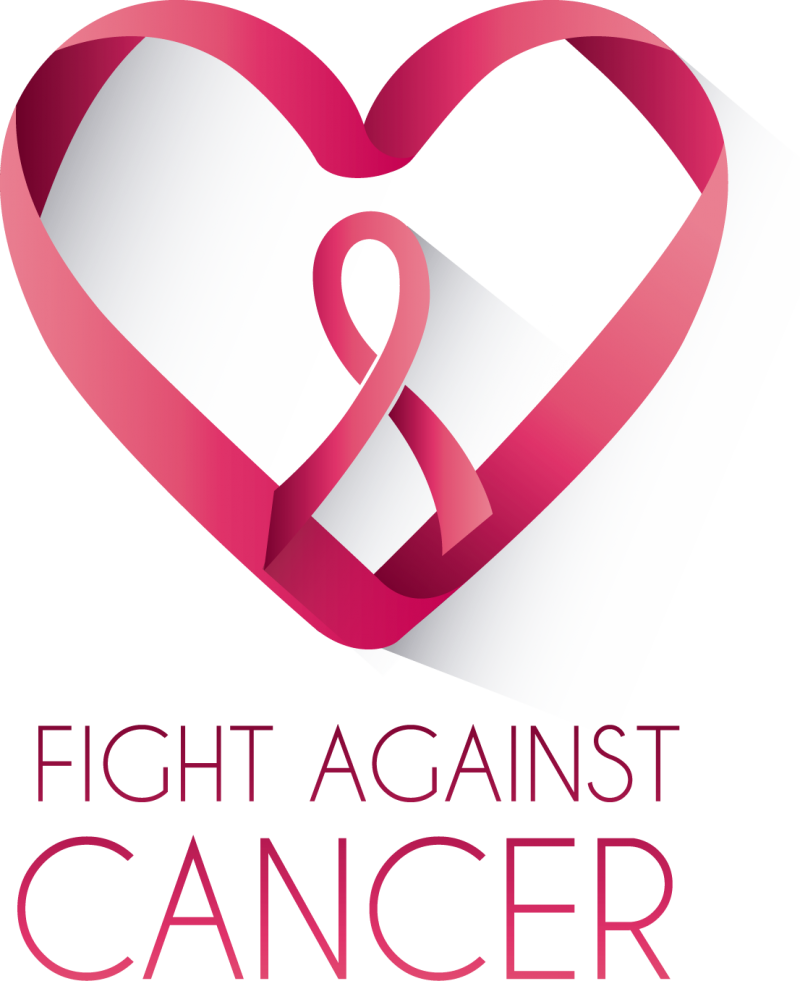 Fight Against Cancer symbol PNG Image