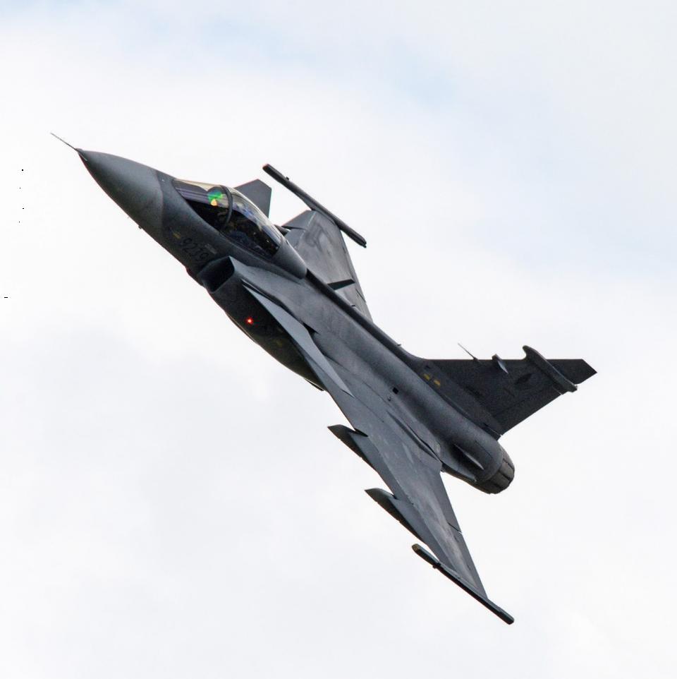 Fighter Jet Aeroplane PNG Image