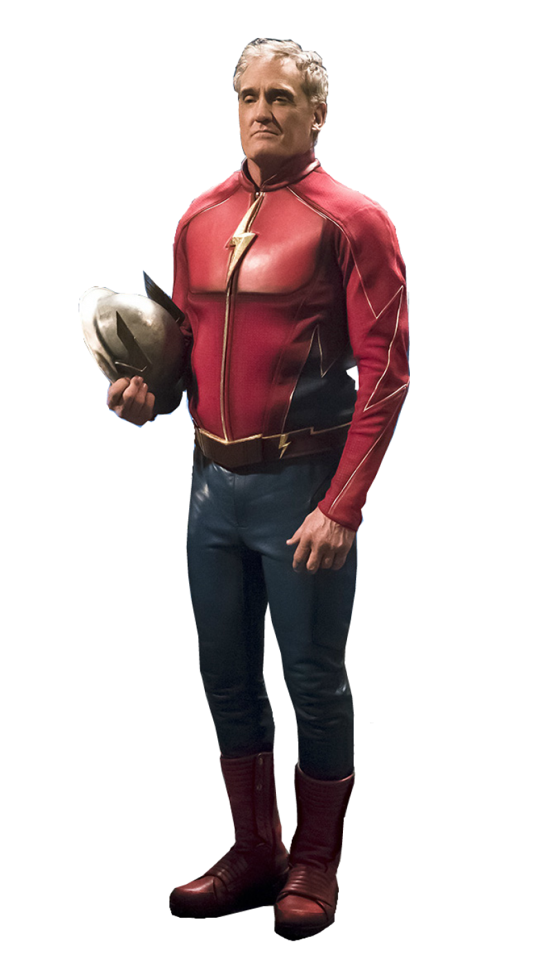 Flash Man PNG Image