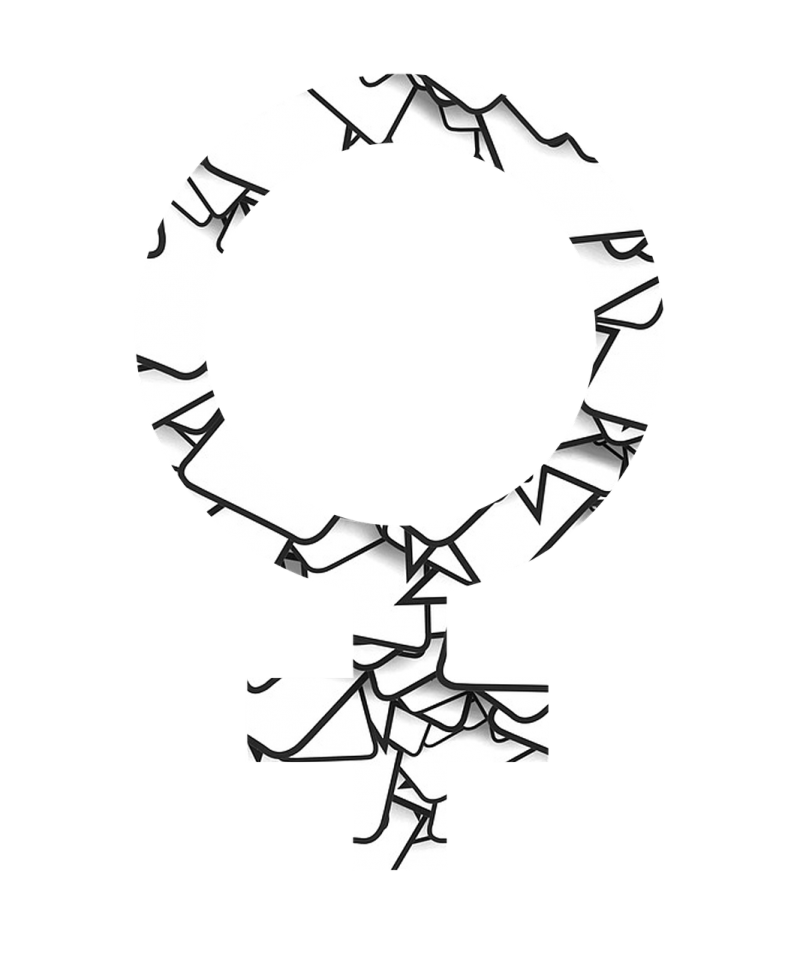 Gender Sign of Female PNG Image