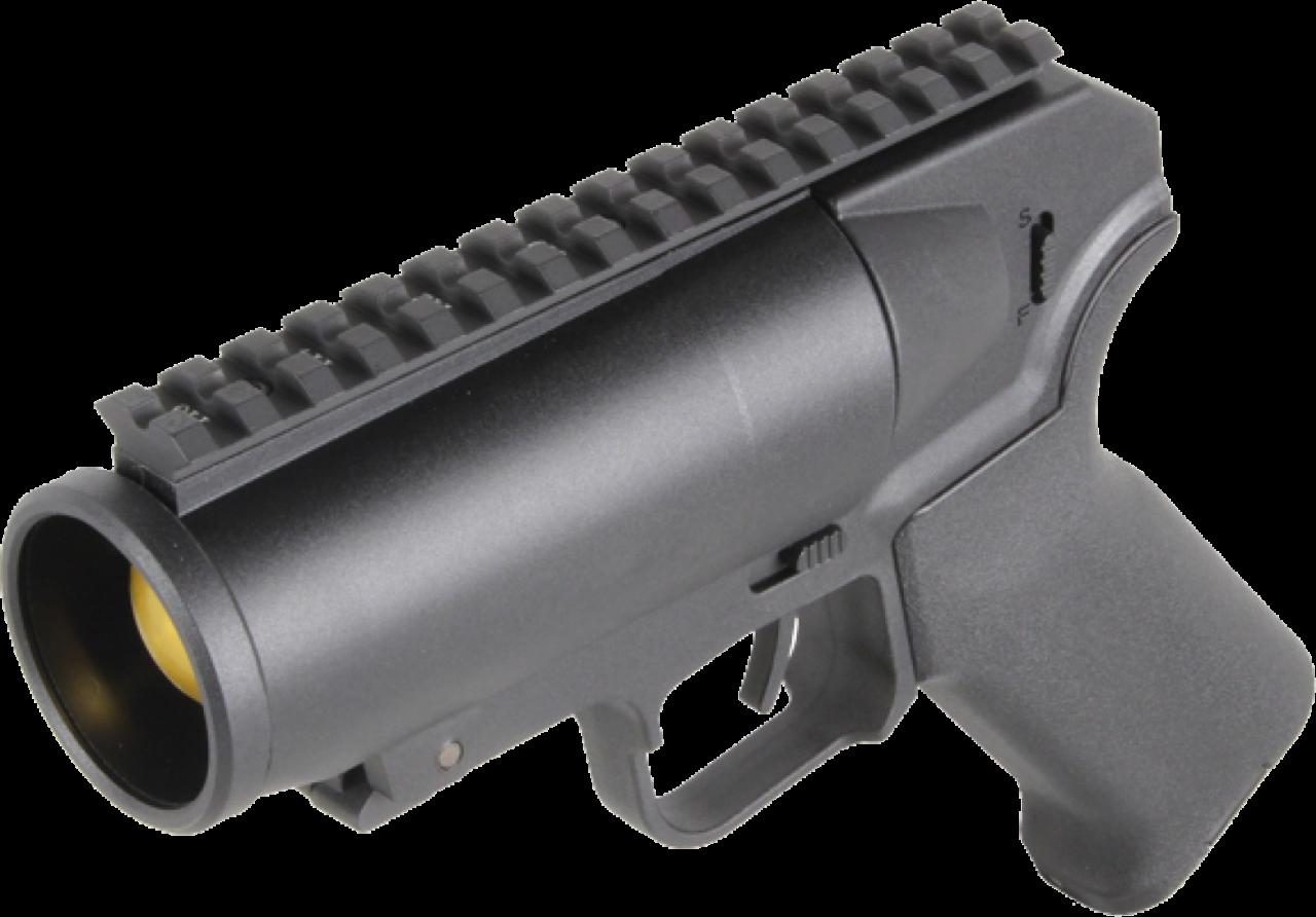 Grenade Launcher PNG Image