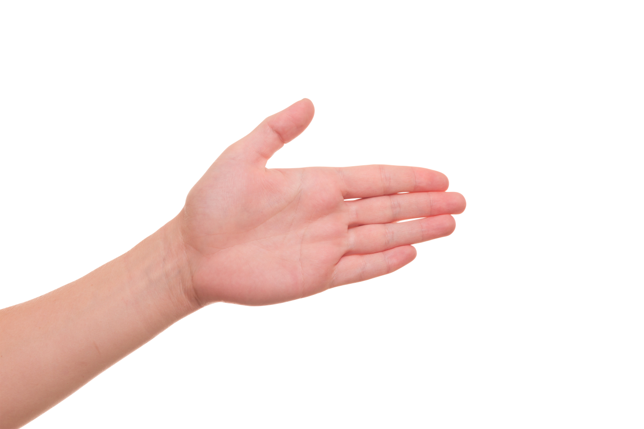 Hand PNG Image