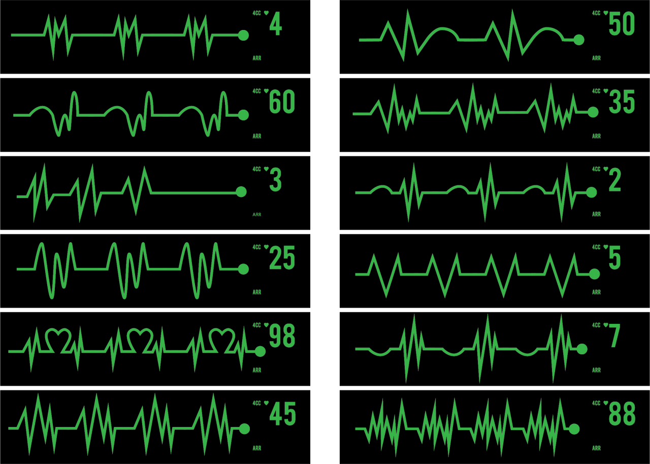 Heart Rate PNG Image