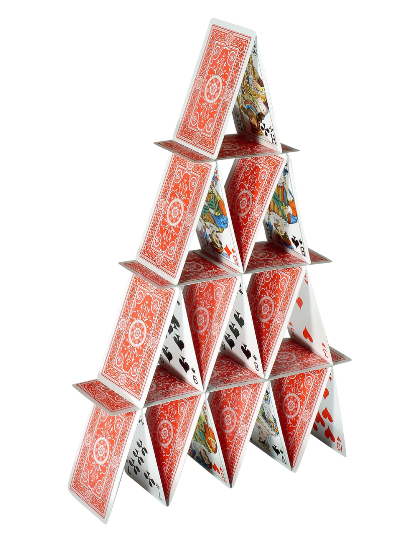 House of Cards PNG Image