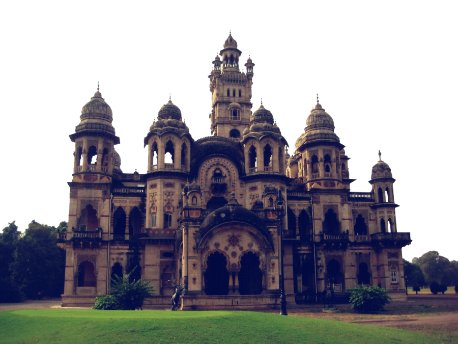 Antique Building - India PNG Image