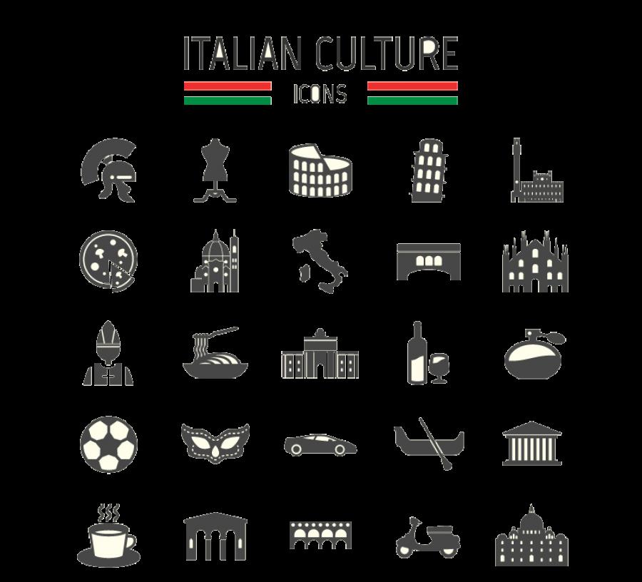 Italian Culture PNG Image