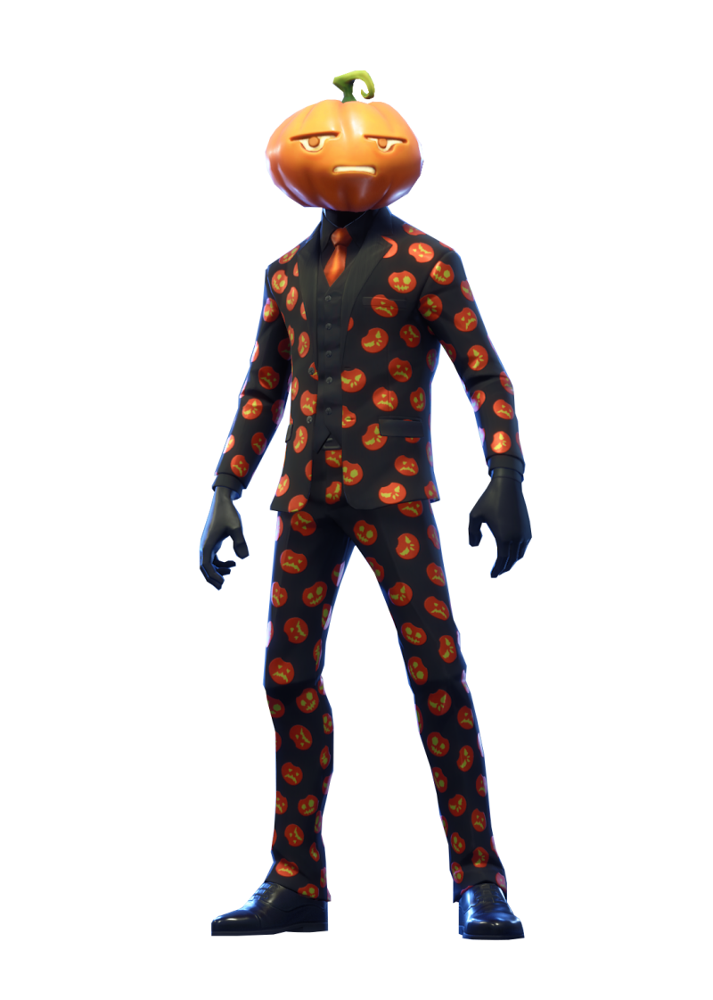 Jack Gourdon Fortnite Skin Full Body PNG Image