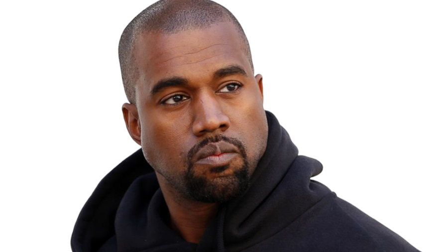 Kanye West Serious PNG Image