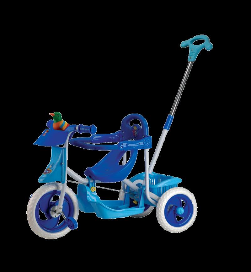 Kids Bicycle PNG Image