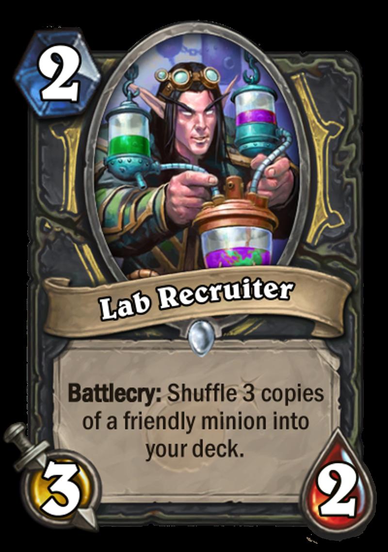 Lab Recruiter PNG Image