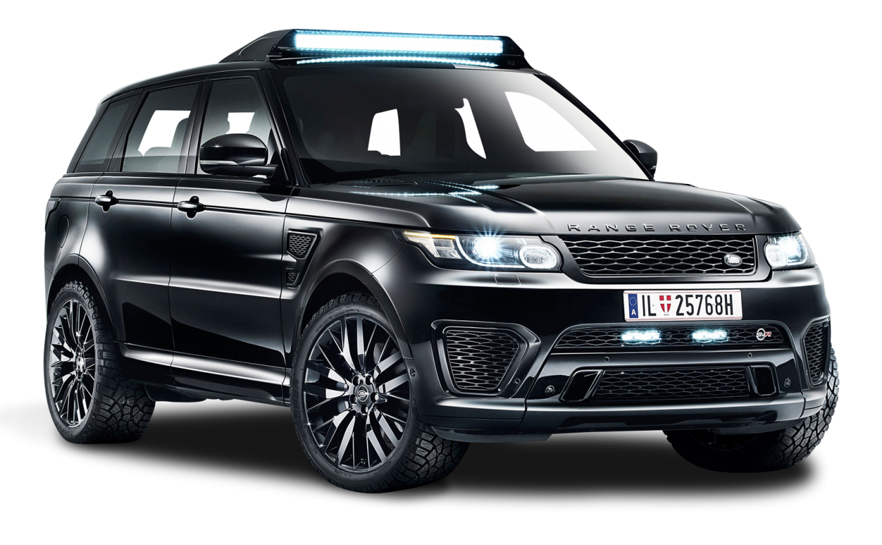 Land Rover Range Rover Sport PNG Image