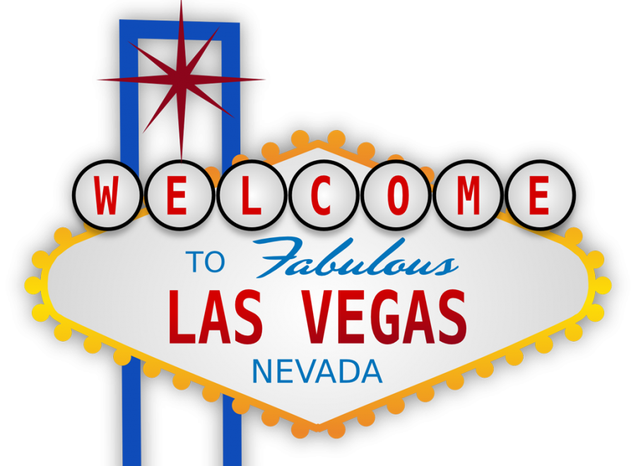 Welcome to Las Vegas PNG Image